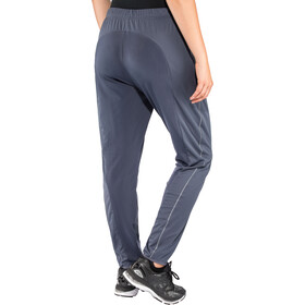 Odlo Zeroweight Windproof Warm Pants Damen odyssey gray